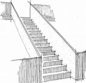 Image Gallery staircase drawings