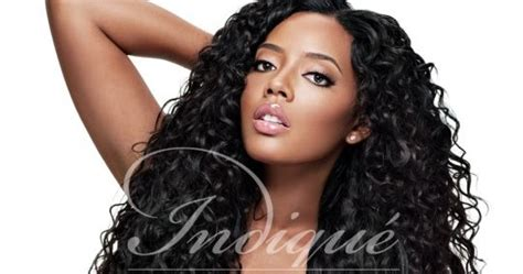 Angela Simmons Inspired Hairstyle Using