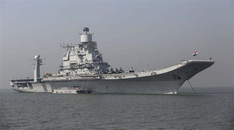 Aircraft Carriers: The Indian Navy's Big Mistake? | The ...