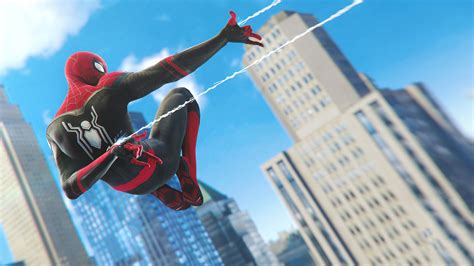 spider man   home ps game  wallpapers