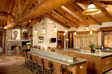 bar  bar meadows teton heritage builders