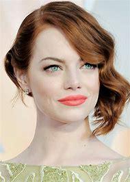 Emma Stone Hair