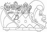 Coloring Mardi Gras Pages Parade Happy Sheets Printable Drawings Carnival Drawing Occasions Holidays Special Getdrawings sketch template