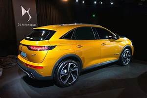 Citroen Ds Crossback : 2019 citroen ds7 crossback interior review ~ Medecine-chirurgie-esthetiques.com Avis de Voitures