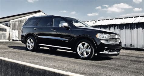 2012 dodge durango captains chairs 2012 dodge durango gets second row captain s chairs so