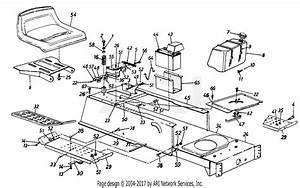Mtd Servistar Mdl 131 51159 Parts Diagram For Parts03