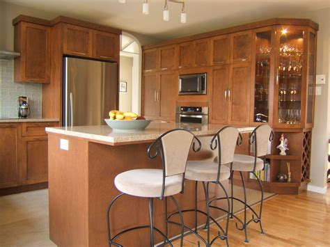 cuisine de r黐e cuisine nouvellement rénovée photo 2 3 changement des armoires de mélamine