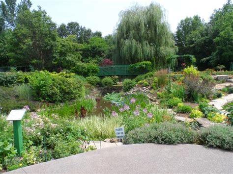overland park arboretum and botanical gardens the monet garden picture of overland park arboretum and