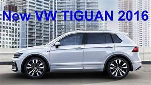Volkswagen Tiguan 2016 : new volkswagen tiguan 2016 official photo youtube ~ Nature-et-papiers.com Idées de Décoration