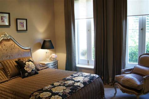French Style Bedroom Interior Design Photo