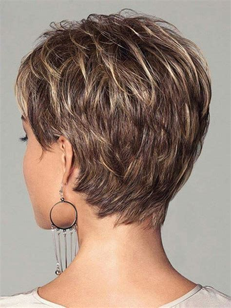 stylist back view pixie haircut hairstyle ideas 54