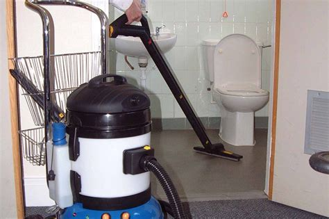 Cleaning Equipment for Commercial Camp Grounds, Caravan