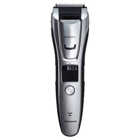 panasonic beard hair mens rechargeable electric groomer