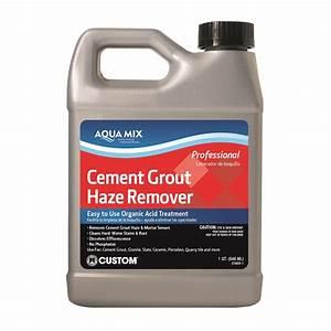 Custom Building Products Aqua Mix 1 Qt Cement Grout Haze