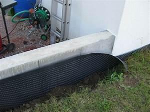 Noppenbahn Richtig Anbringen : grundmauerschutz an der gartenmauer mit einer noppenbahn wir bauen dann mal ein haus ~ Watch28wear.com Haus und Dekorationen