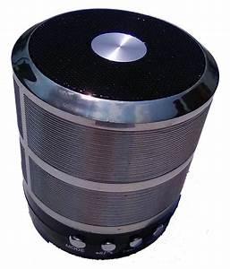 Music, Mini, Speaker, Ws-887, Bluetooth, Speaker, Assorted, Colors