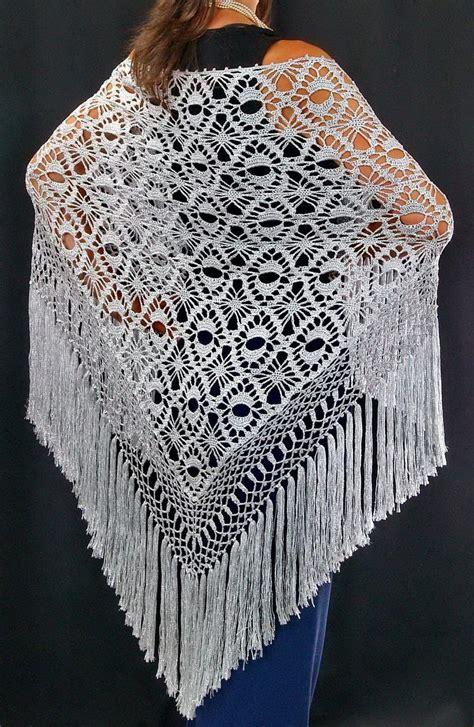 free crochet shawl patterns crochet shawls crochet shawl elegant silver silk shawl free crochet pattern