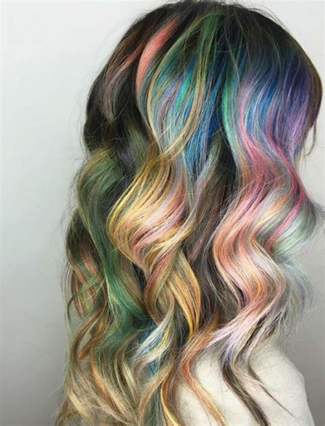 colorful ombre hair ombre hair for 2017 140 glamorous ombre hair color ideas