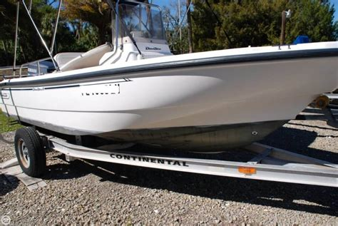 Venice Speed Boat For Sale by 2000 Boston Whaler Dauntless 16 Power Boat For Sale In