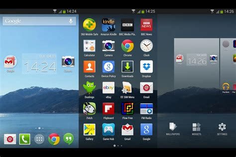 install  google  launcher   android phone digital trends