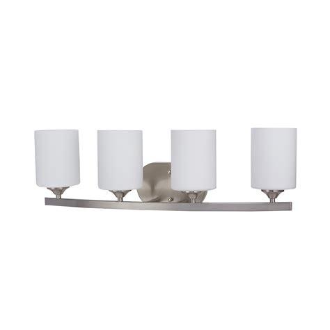 4 Bulb Bathroom Light Fixtures by Kingbrite 4 Bulb E26 Vanity Light Fixture Bathroom