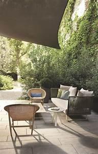 Mobilier De Terrasse : mobilier de jardin pour terrasse design fauteuil table sofa chaise longue c t maison ~ Teatrodelosmanantiales.com Idées de Décoration