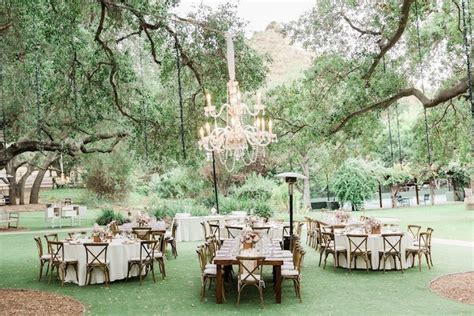 picture perfect malibu garden wedding modwedding