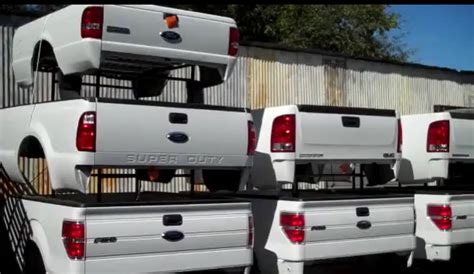 Ford F100 Truck Bed For Sale ? Another Cars Log's