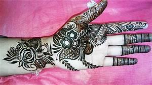 Indo Arabic Dubai Henna Mehndi Style (2017 Best Eid ...