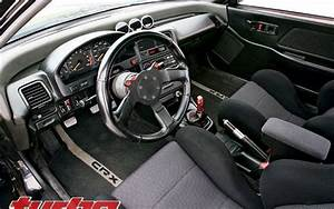 2004 Honda Civic Si Hatchback Interior