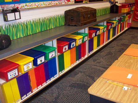 School Organization Ideas