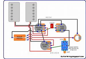 The Guitar Wiring Blog - Diagrams And Tips  Wiring Mod For Gibson Guitars