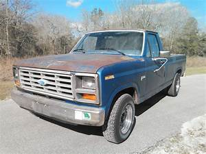1985 Ford F 150 Straight Clean Southern Truck Barn Find
