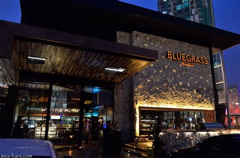 bluegrass bar grill stylish eatery  bar  central