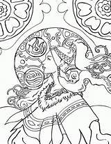 Coloring Legend Nouveau Kora Korra Colouring Drama Sheets Princess Deco Television Terapia Native Heritage Indian Hispanic Month Popular Printable Posters sketch template