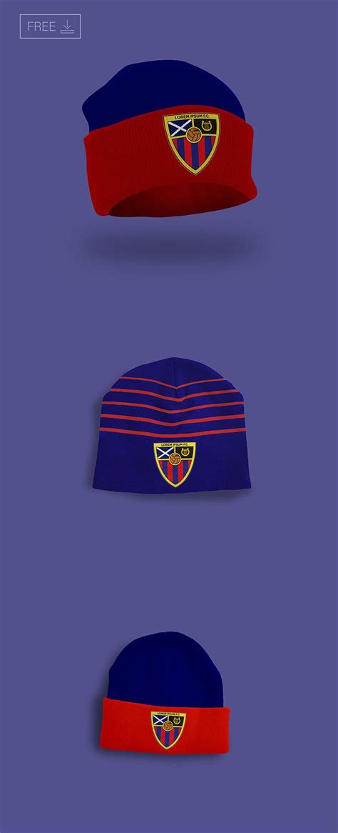 This stationery psd mockup has an amazing collection of. Free Sports Team Ski Hat Mockup PSD ~ Creativetacos