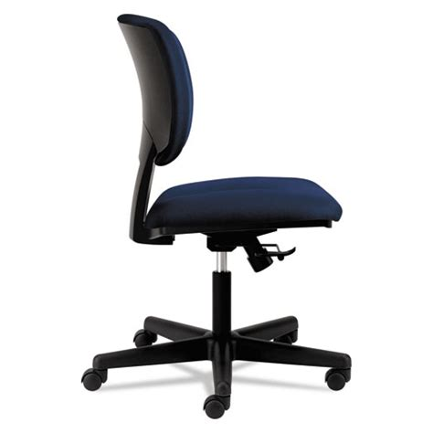 hon 174 volt series task chair navy fabric hon5701ga90t