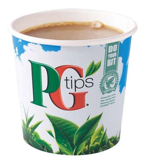Kenco In Cup   Pg Tips Tea White