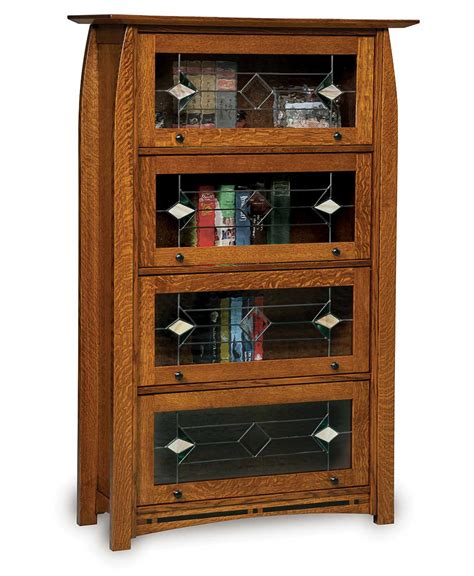 Barrister Bookcase by Boulder Creek Barrister Bookcase Amish Direct Furniture