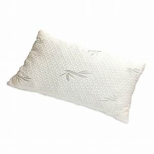 new domaine viscose rayon memory foam pillow bed bath With bamboo pillow bed bath and beyond