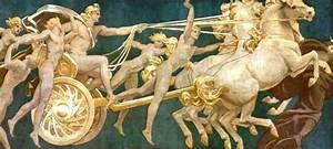 Myth of Poseidon, God of the Sea