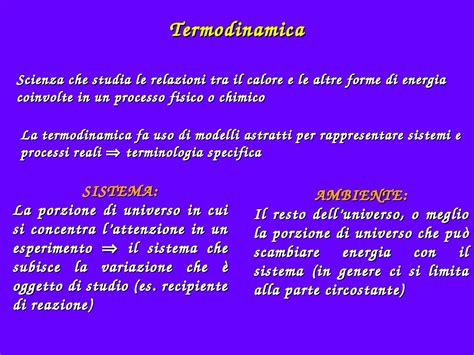 dispense chimica inorganica termochimica dispense