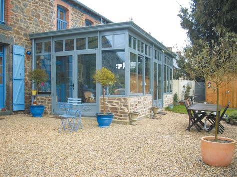 chignon mur exterieur maison delicieux modele veranda maison ancienne 1 le journal de la maison atlub