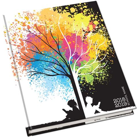 yearbook covers branching  yearbook themes