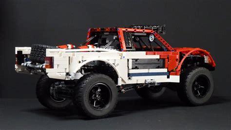 Lego Baja Truck by Lego Technic Baja Trophy Truck With Sbrick