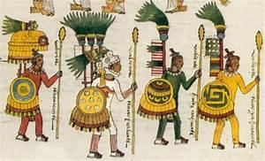 Aztec Children At School