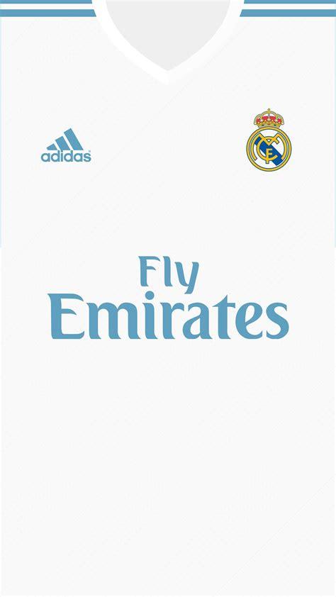 Real Madrid Kit 2017/18