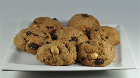 recette cookies 224 la noisette p 233 pites de chocolat noir