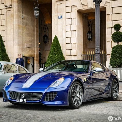 Although much has changed since 1962, there are some fundamental similarities between the legendary. Ferrari 599 GTO - 21 March 2018 - Autogespot