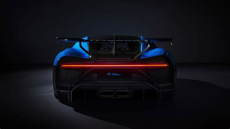 Every element of the chiron is a combination of reminiscence to its history and the most innovative technology. CHIRON PUR SPORT: The purest BUGATTI ever